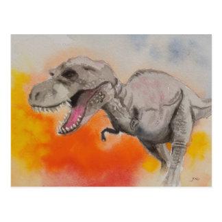 T-rex 1 postal