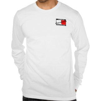 T-S largos de la manga de los hombres Camisetas