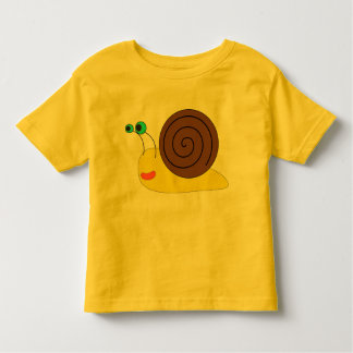 T-shirt con móvil de caracol