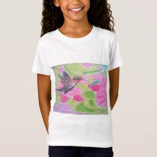 T-Shirt de princesa Toytastic Hummingbird Girls' Camiseta