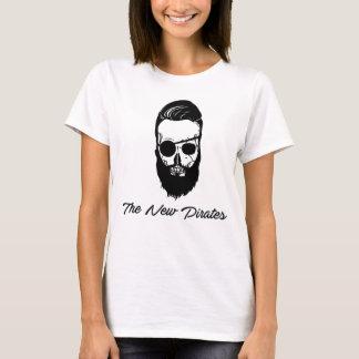 T-shirt femme The New Pirates Camiseta