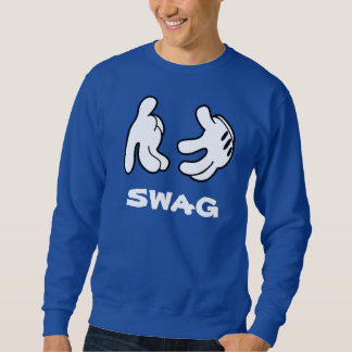 ¡T-shirt Mikey SWAG pas chère! Sudadera