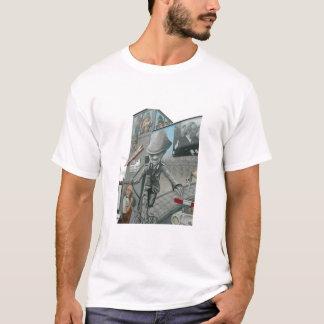 T-shirt muro de Berlín Camiseta