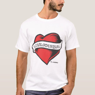 t Ultra-suaves de la moda (tatuaje de LiveJournal) Camiseta