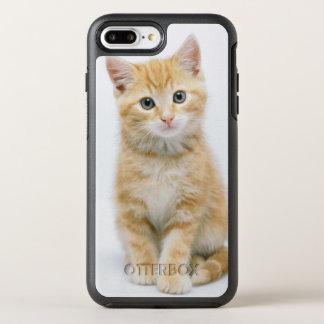 Tabby del naranja dulce funda OtterBox symmetry para iPhone 8 plus/7 plus