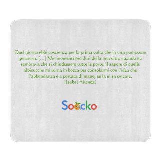 Tabla De Cortar Allende