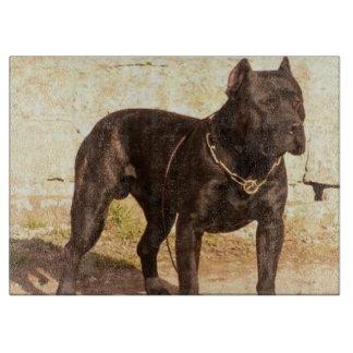 Tabla De Cortar canerio de perro de pressa por completo