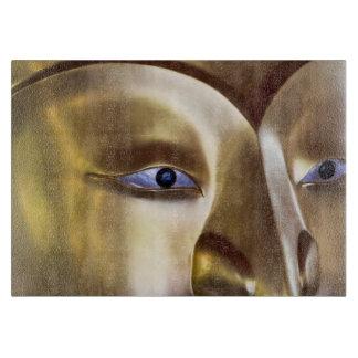 Tabla De Cortar Cara de Buda