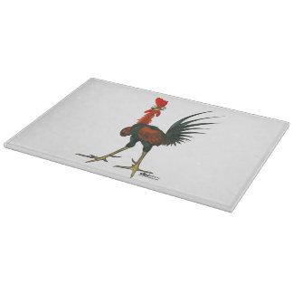 Tabla De Cortar Gallo loco