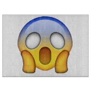Tabla De Cortar Griterío - Emoji
