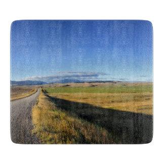 Tabla De Cortar Llanos de Montana