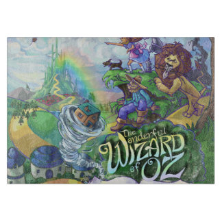 Tabla De Cortar Mago de Oz