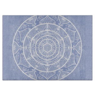 Tabla De Cortar Mandala del arándano
