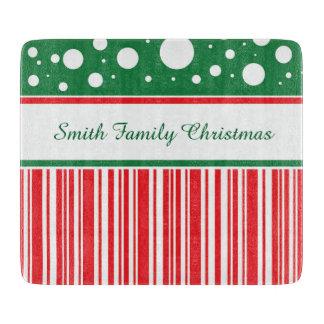Tabla De Cortar Navidad raro