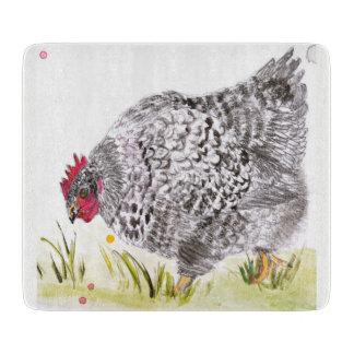 Tabla De Cortar Tajadera de la gallina