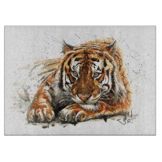 Tabla De Cortar Tigre