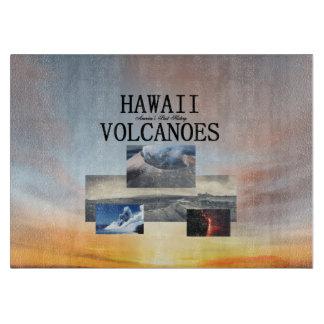 Tabla De Cortar Volcanes de ABH Hawaii