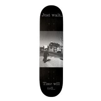 Tabla De Skate El tiempo tell2