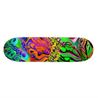 Tabla De Skate Extracto espectral de las formas