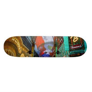 Tabla De Skate Luces de la calle de Fremont