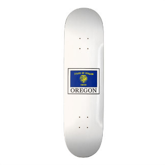 Tabla De Skate Oregon