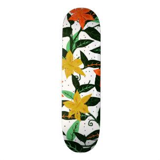 Tabla De Skate Selva tropical tropical