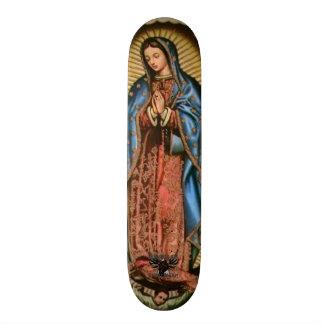 """Tabla De Skate """"Virgen María """""""