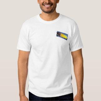 Tabla hawaiana camisetas