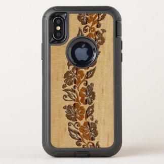 Tabla hawaiana de madera del hibisco hawaiano de