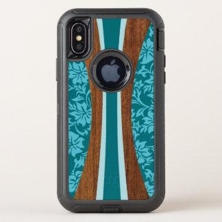 Tabla hawaiana de madera hawaiana de Laniakea