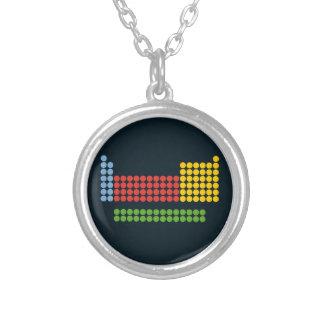 Tabla periódica pendientes personalizados
