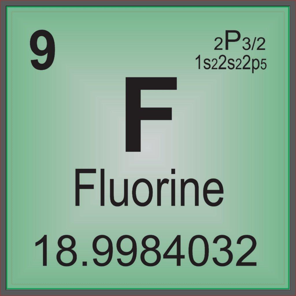 Informe grado 11 3 blog quimica el flor es el elemento ms electronegativo y reactivo y forma compuestos con prcticamente todo el resto de elementos incluyendo los gases nobles xenon y urtaz Images