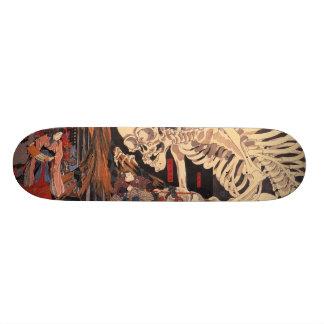 Tablas De Skate Arte vol.1 de Ukiyoe del japonés