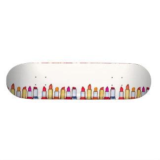 Tablas De Skate El barra de labios