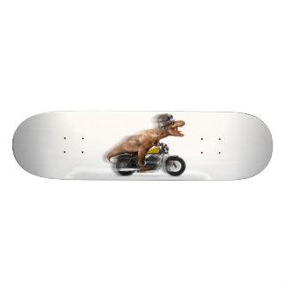 Tablas De Skate Rex del motocicleta-tyrannosaurus-t del rex de T -