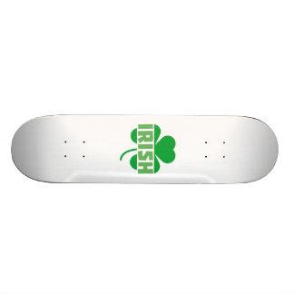 Tablas De Skate Trébol irlandés Z9t2d del cloverleaf