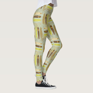 Tablas hawaianas 2 leggings