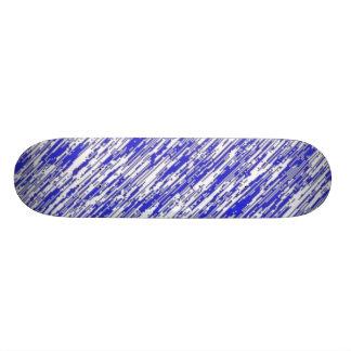 tablero azul fresco de la raya monopatines personalizados