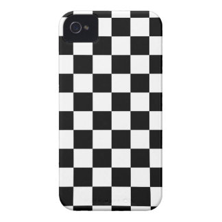 Tablero de damas del tigre 80s de Corey Case-Mate iPhone 4 Protector
