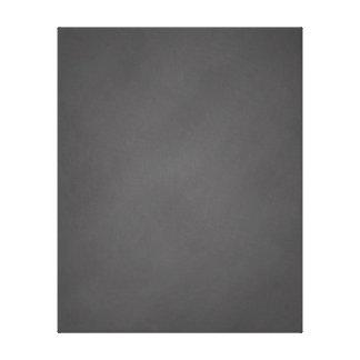 Tablero de tiza gris del negro del fondo de la impresiones de lienzo