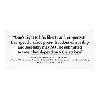 Tablero de W Virginia de Ed. v Barnett los 319 E.E Invitacion Personalizada