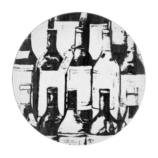 Tablero del corte del vidrio de los amantes del tablas para cortar
