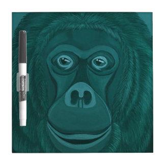 Tablero seco del borrado del orangután de Forest