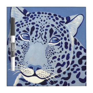 Tablero seco ultramarino del borrado de Jaguar
