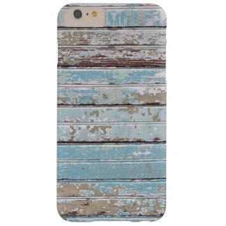Tableros de madera pintados funda barely there iPhone 6 plus