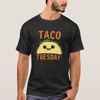 Taco martes camiseta