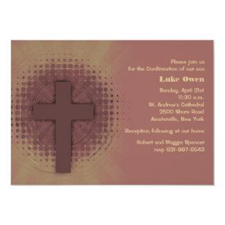 Tacto de la invitación religiosa de dios