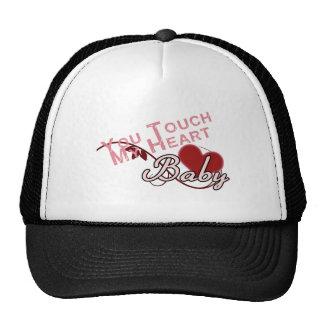 Tacto - falte un diseño de la camisa gorras de camionero