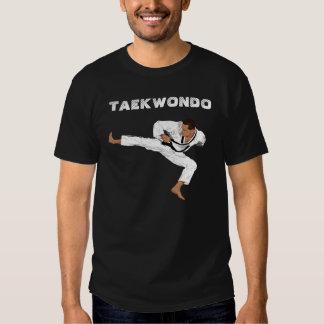 Taekwondo Vector by PICSHELL Camisetas