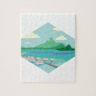 Tahití Puzzle